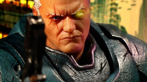 First look at the One:12 Collective Cable from Mezco Toys