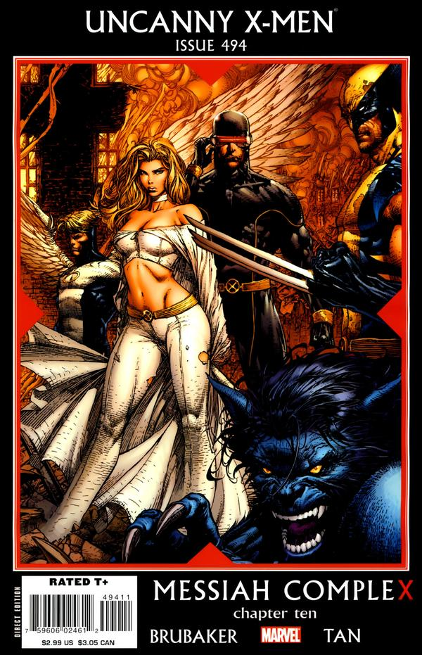 The AiPT! staff shares their favorite covers from some of the X-Men's most epic events!