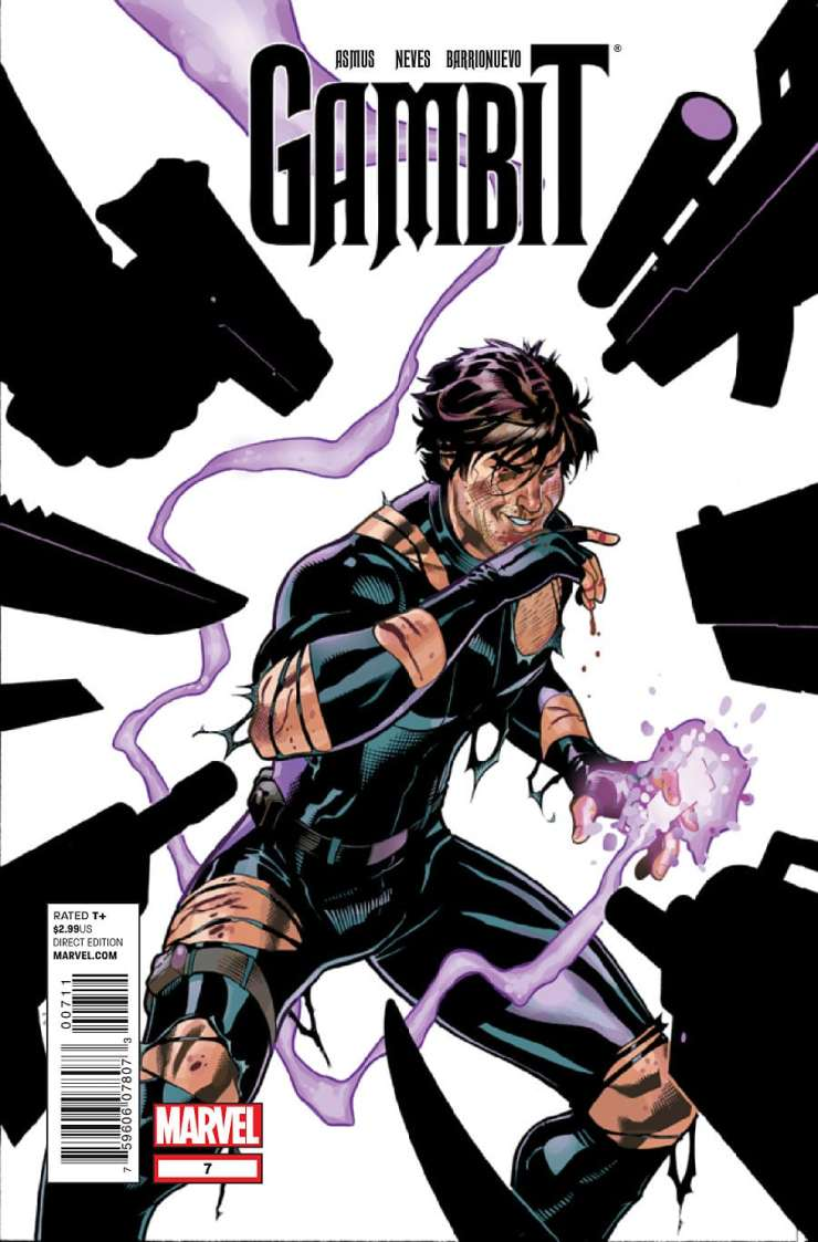 Judging by the Cover - Our favorite solo X-Men covers