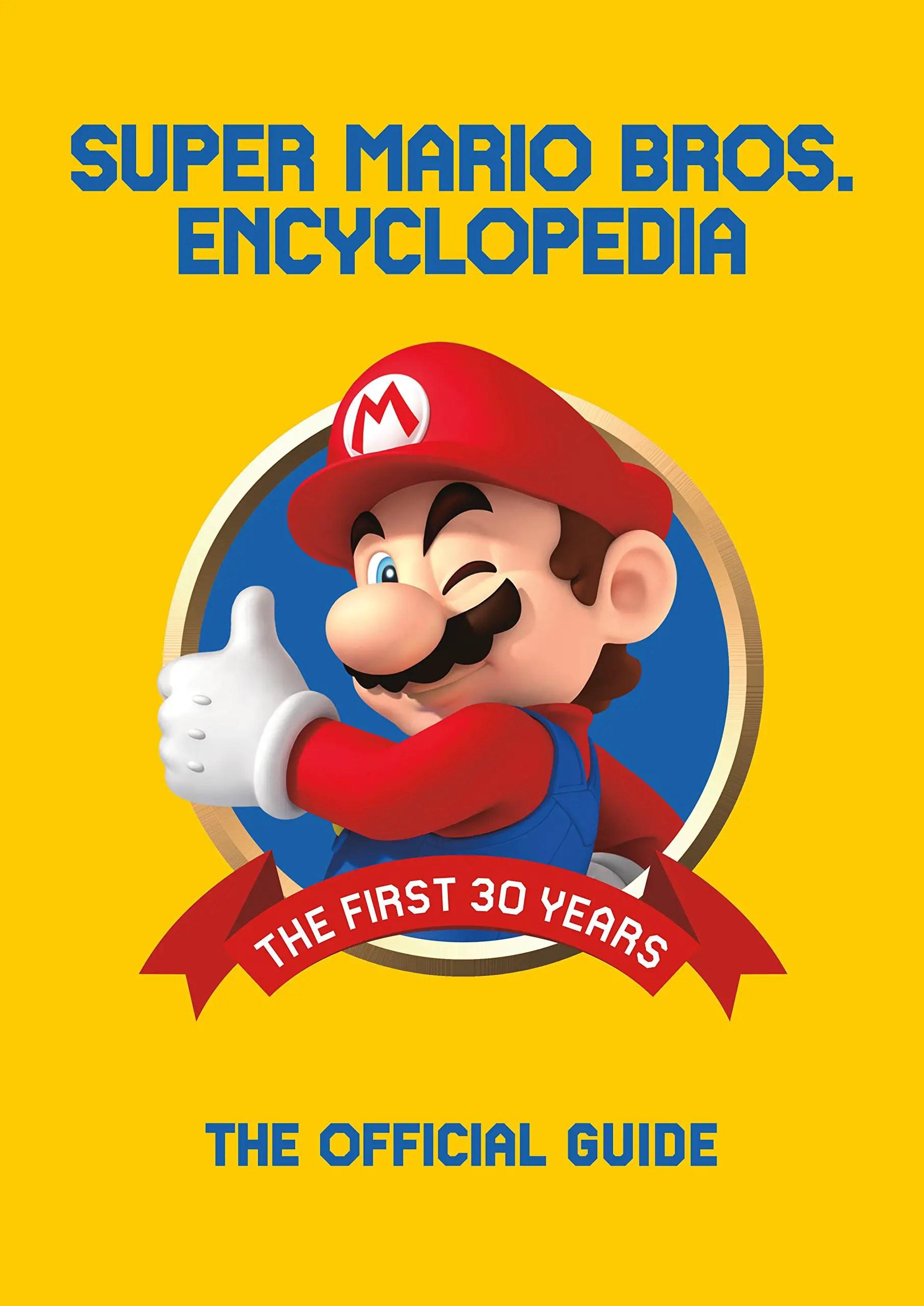 Super Mario Bros. Encyclopedia Review - Plagiarist plumbers?