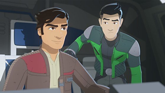 'Star Wars: Resistance' season 1, episodes 1 and 2: 'The Recruit' review