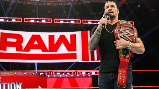 Hear us discuss Roman Reigns' announcement, the upcoming all-women's PPV and more.