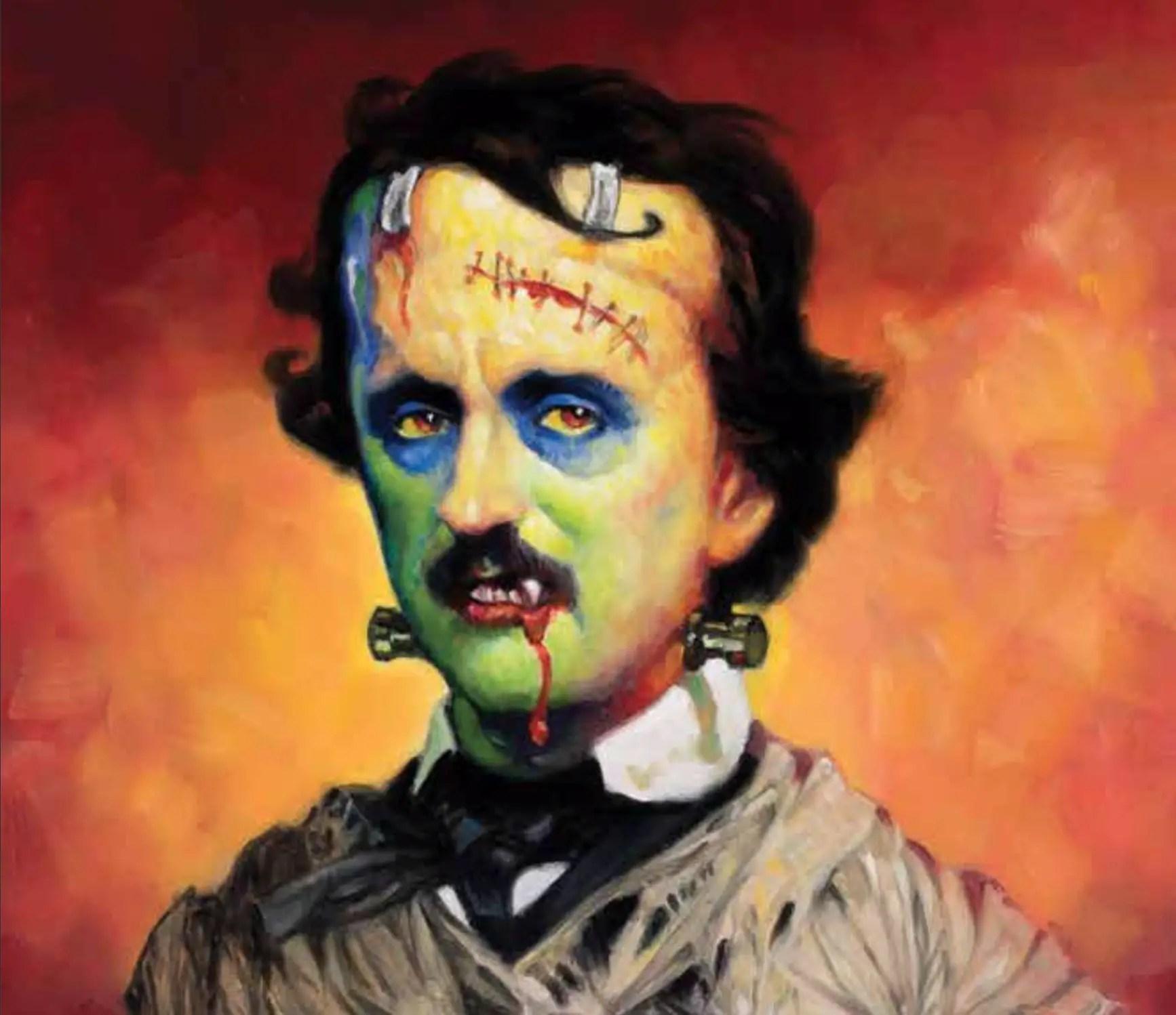 Edgar Allan Poe's Snifter of Terror #1 Review