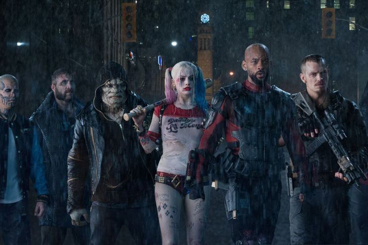 James Gunn will write and possibly direct 'Suicide Squad 2'