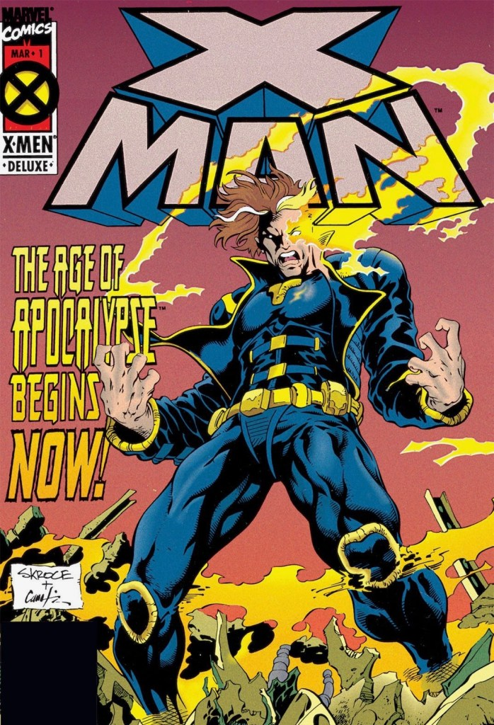 X-Men Fashion Friday: X-Man