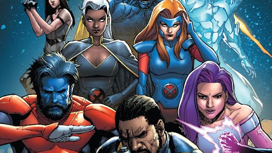 The flagship X-Men series that started it all is back and better than ever!