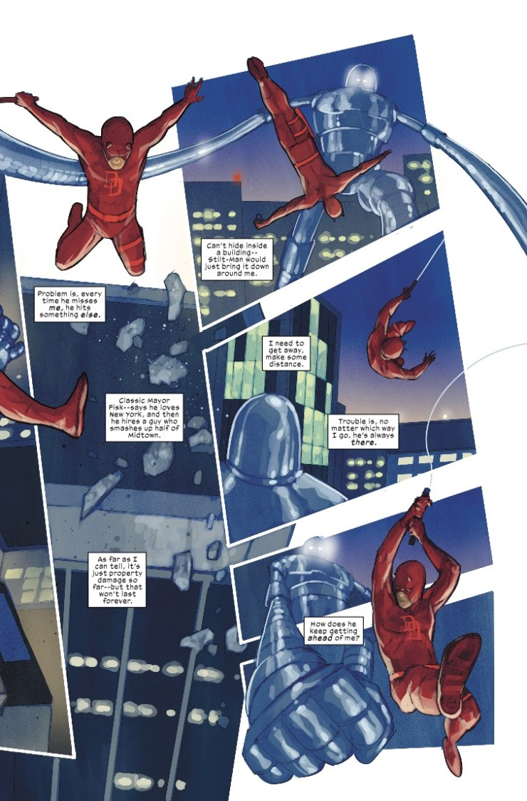 Marvel Preview: Daredevil #611