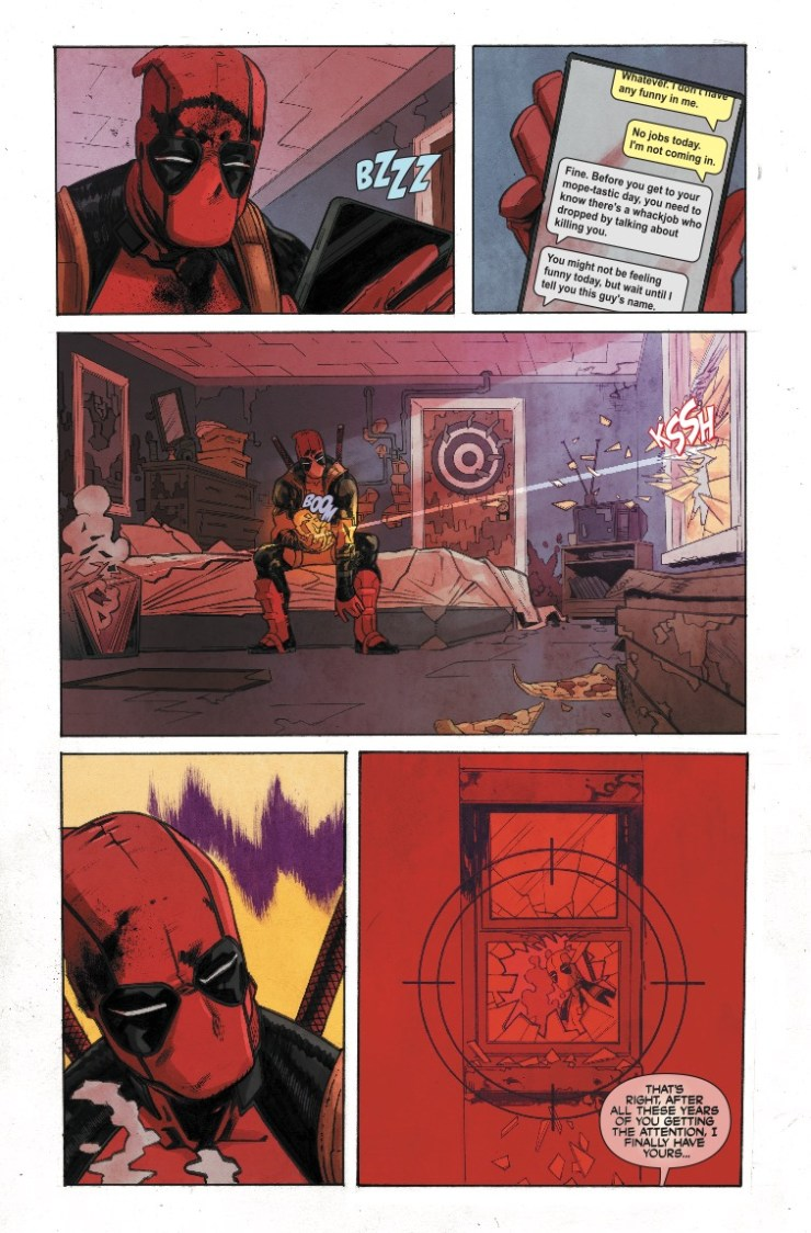 Marvel Preview: Deadpool #6