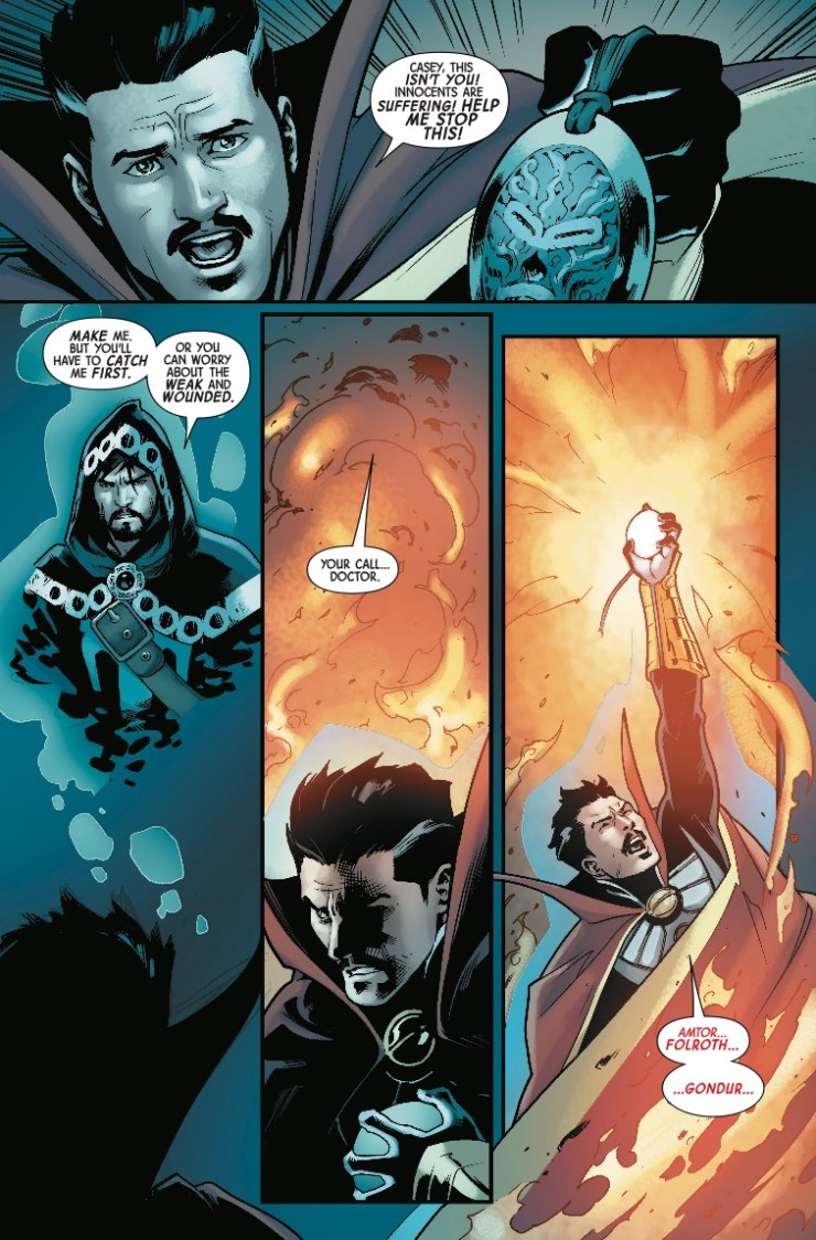 Marvel Preview: Doctor Strange #7
