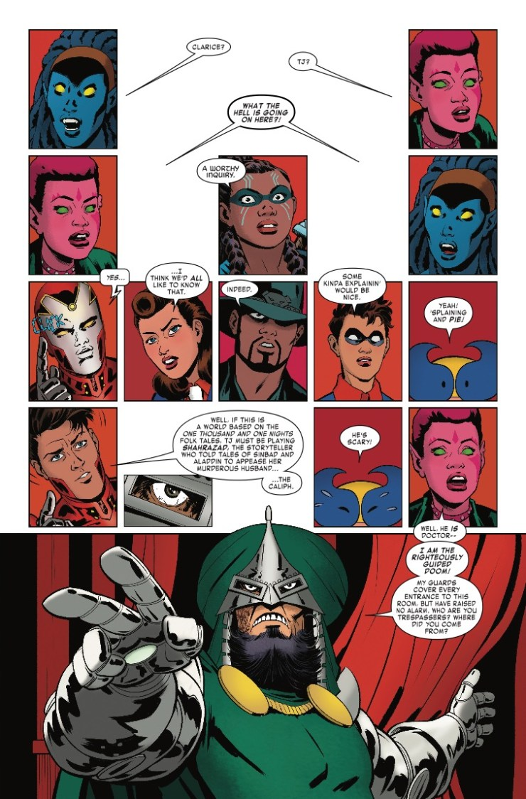 Exiles Vol. 2: The Trial of the Exiles Review