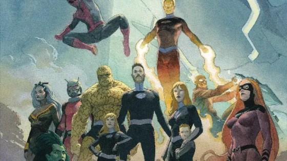 Marvel Preview: Fantastic Four #3