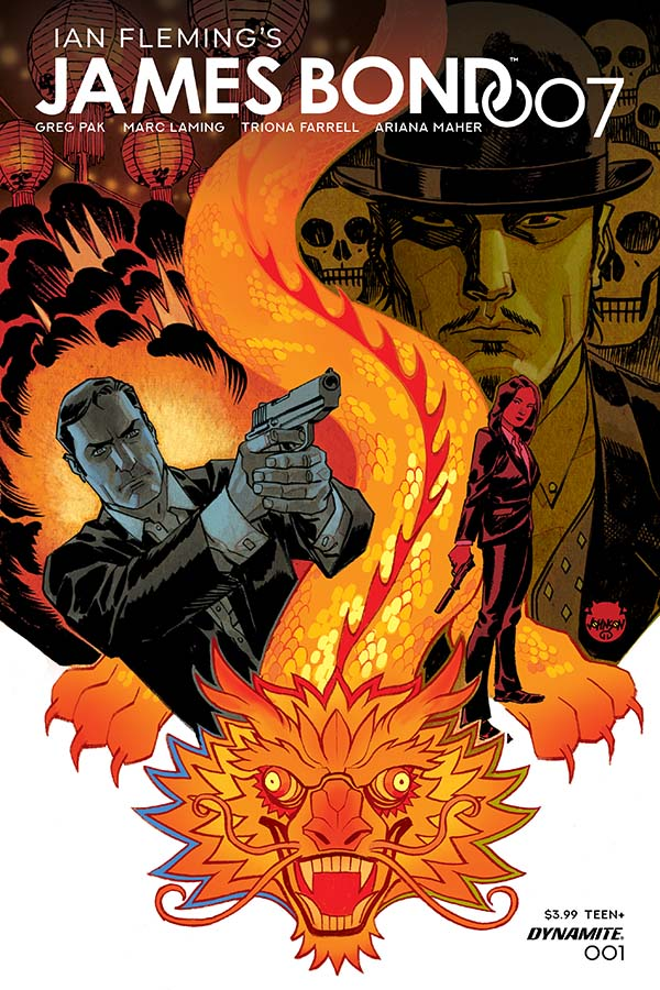 James Bond 007 #1 Review