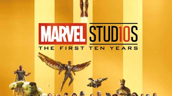 A deep dive into the first 10 years of the MCU -- though sadly, not as deep as some may want.