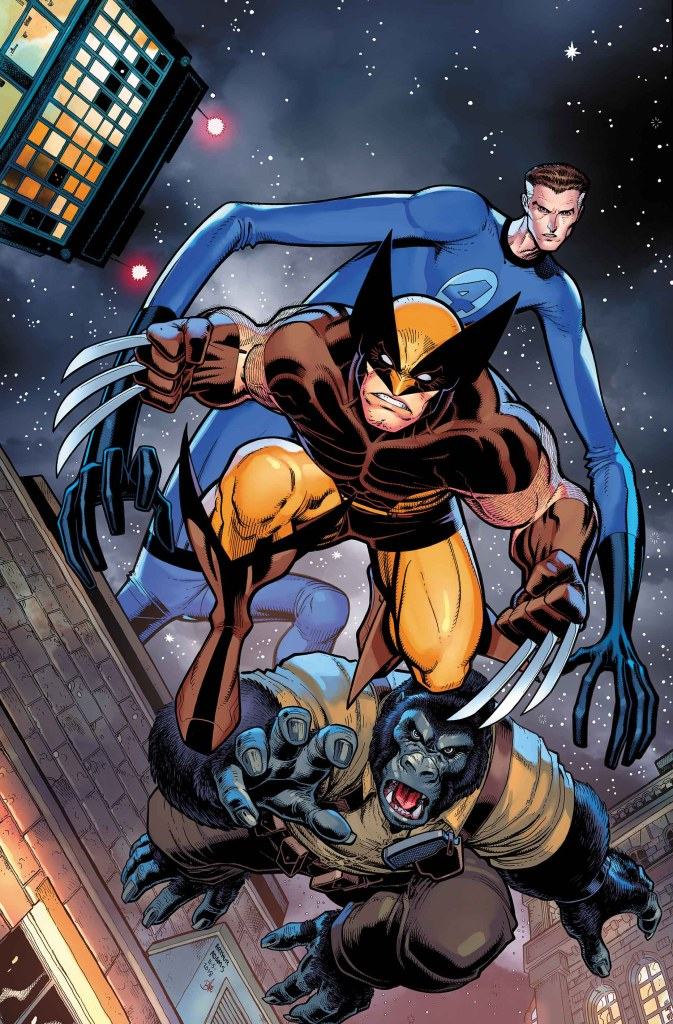 Cyclops returns, Wolverine goes cosmic and the Age of X-Man begins in Marvel's February 2019 X-Men solicitations