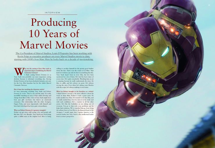 Marvel Studios: The First 10 Years Review