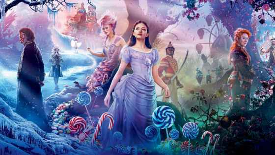 The Nutcracker and the Four Realms Review: A beautiful but messy film