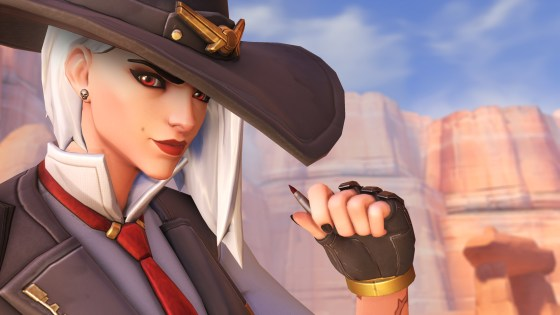 Learn the origin story of Overwatch's newest hero.