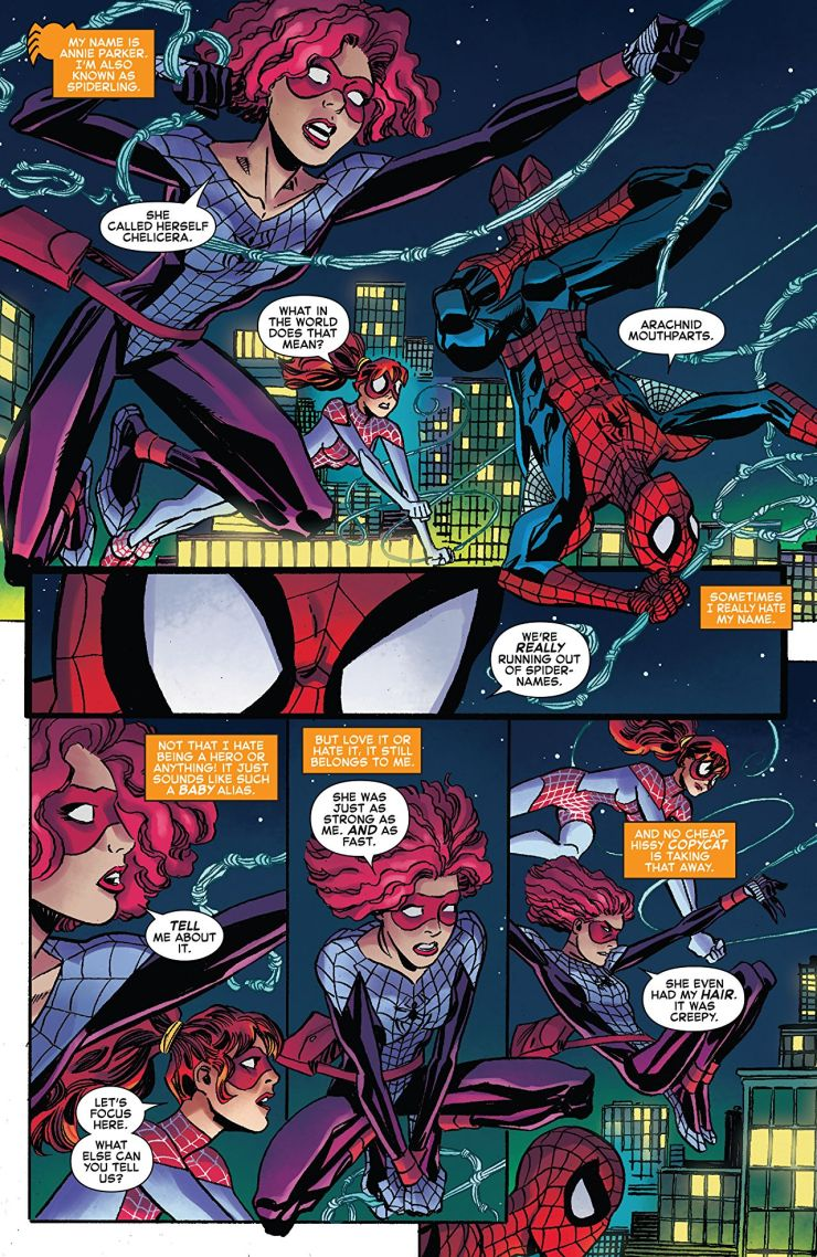 'The Amazing Spider-Man: Renew Your Vows Vol. 4: Are You Okay, Annie?' Review