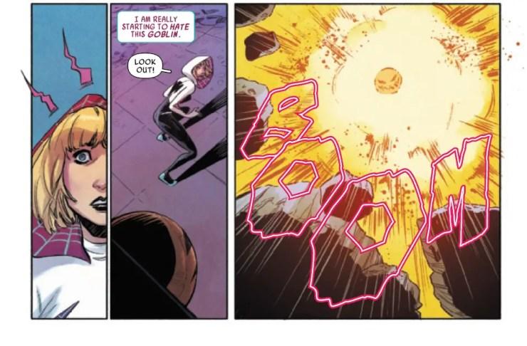 Spider-Gwen: Ghost Spider #2 Review