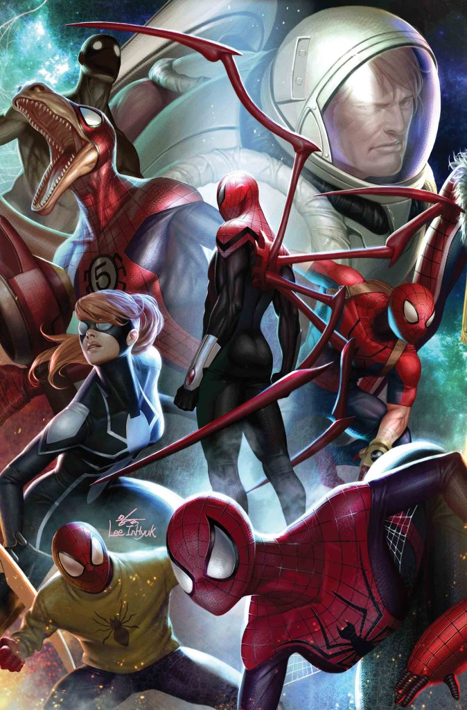 Spider-Geddon #4 Review: On the precipice of greatness