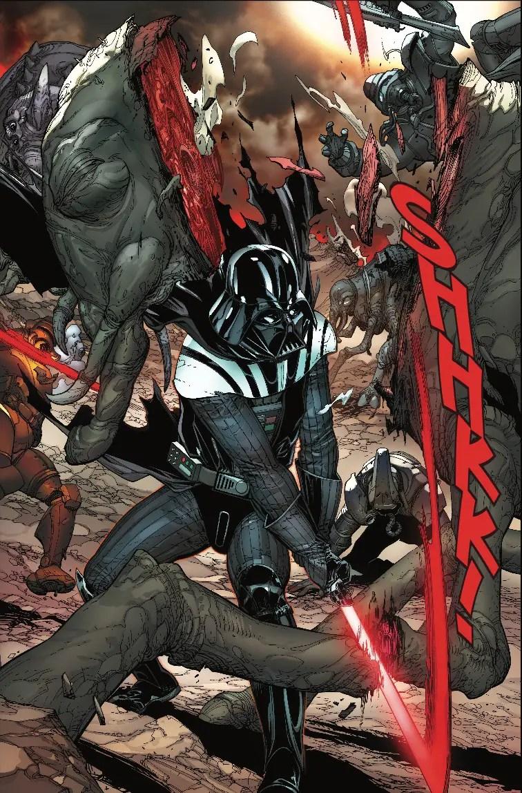 Star Wars: Darth Vader #24 Review: Sith vs. Sith!
