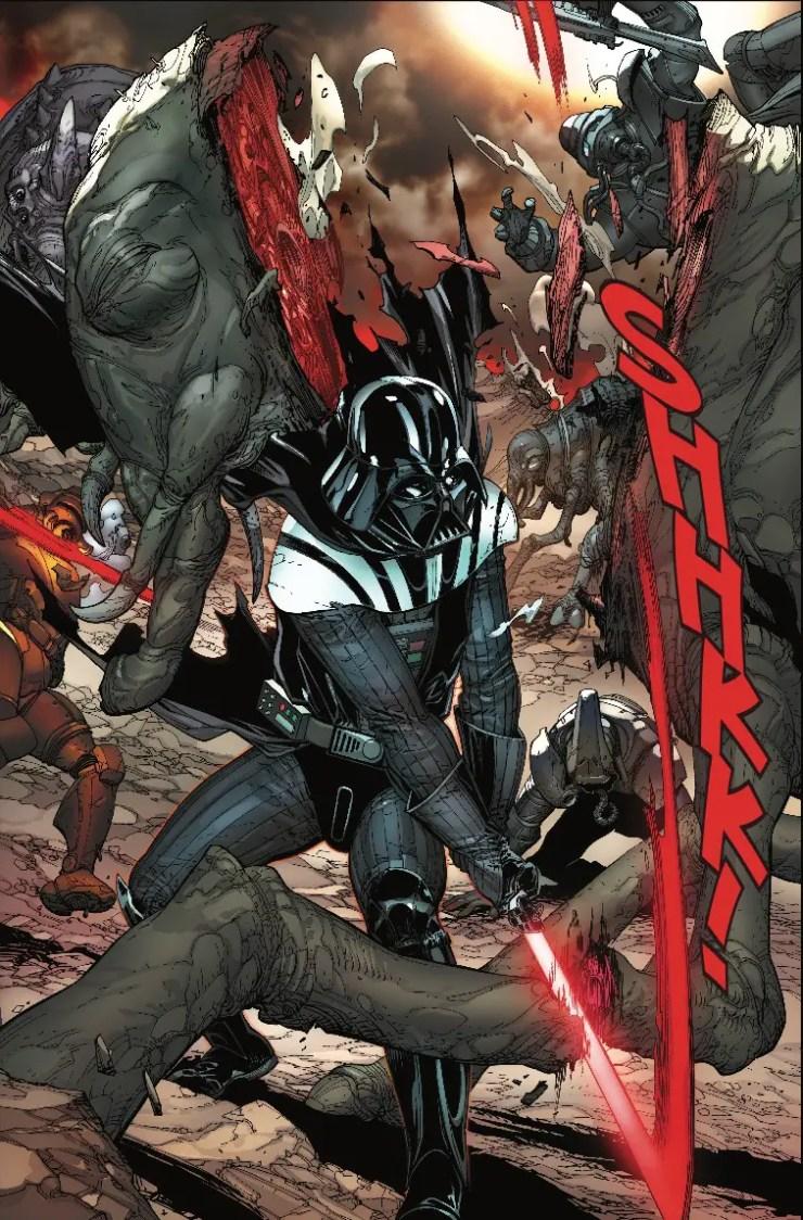 Marvel Preview: Star Wars: Darth Vader #24