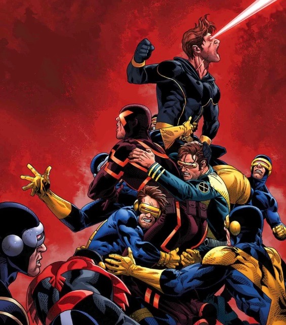 Uncanny X-Men writer Ed Brisson talks X-Force and Kid Cable, why Glob is useless, the appeal of Cyclops and more