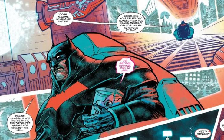 Justice League #11 Review