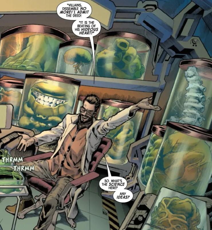 The Immortal Hulk #8 Review
