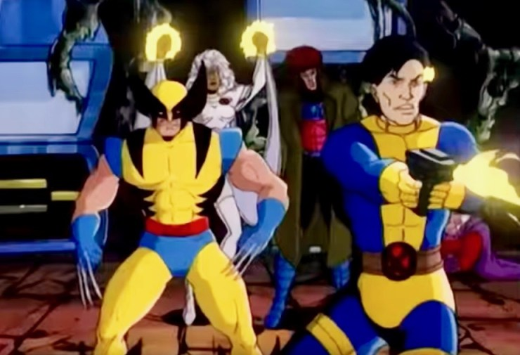 X-Men: The Animated Series' Eric & Julia Lewald reflect on the show that created a generation of X-Fans