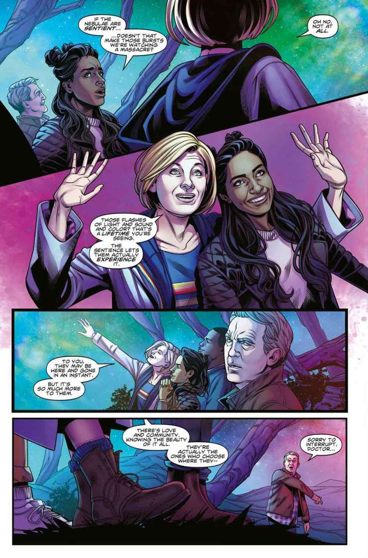 Doctor Who: The Thirteenth Doctor #1 Review