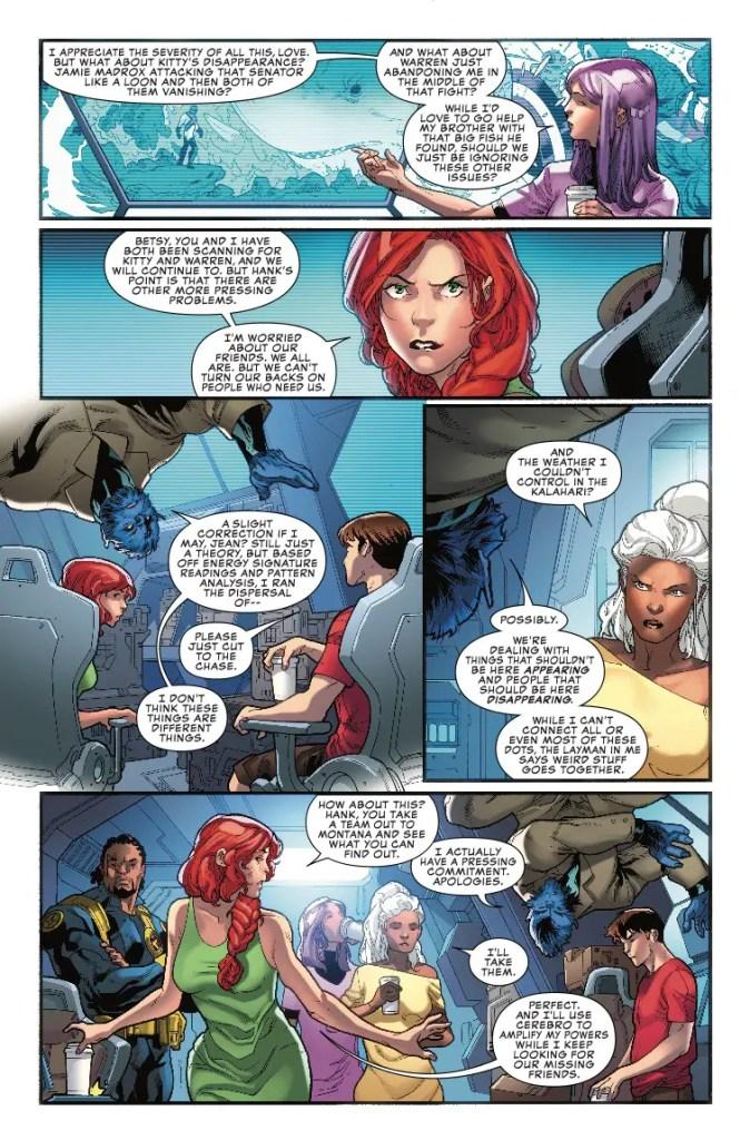 Uncanny X-Men #2 review