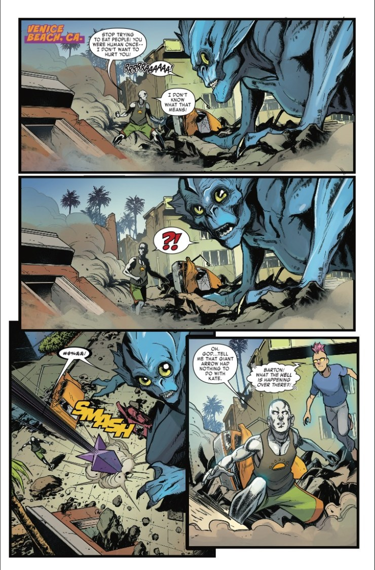 Marvel Preview: West Coast Avengers #4