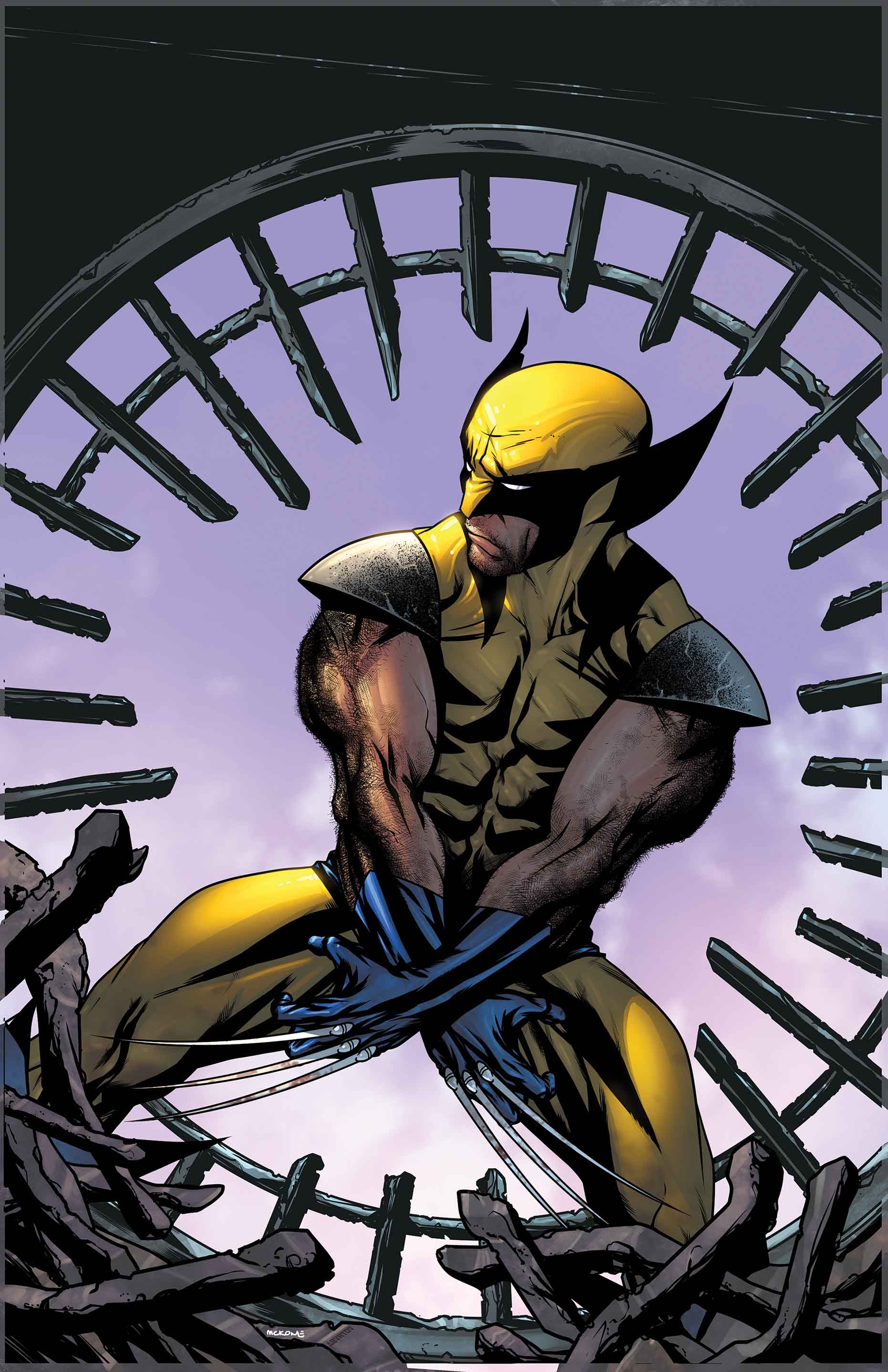 Wolverine: Infinity Watch #1 Review