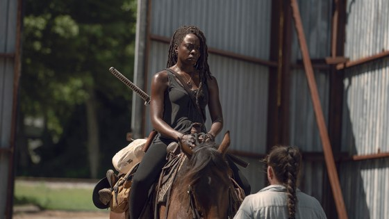 The Walking Dead Episode 9.6 'Who Are You Now' Review