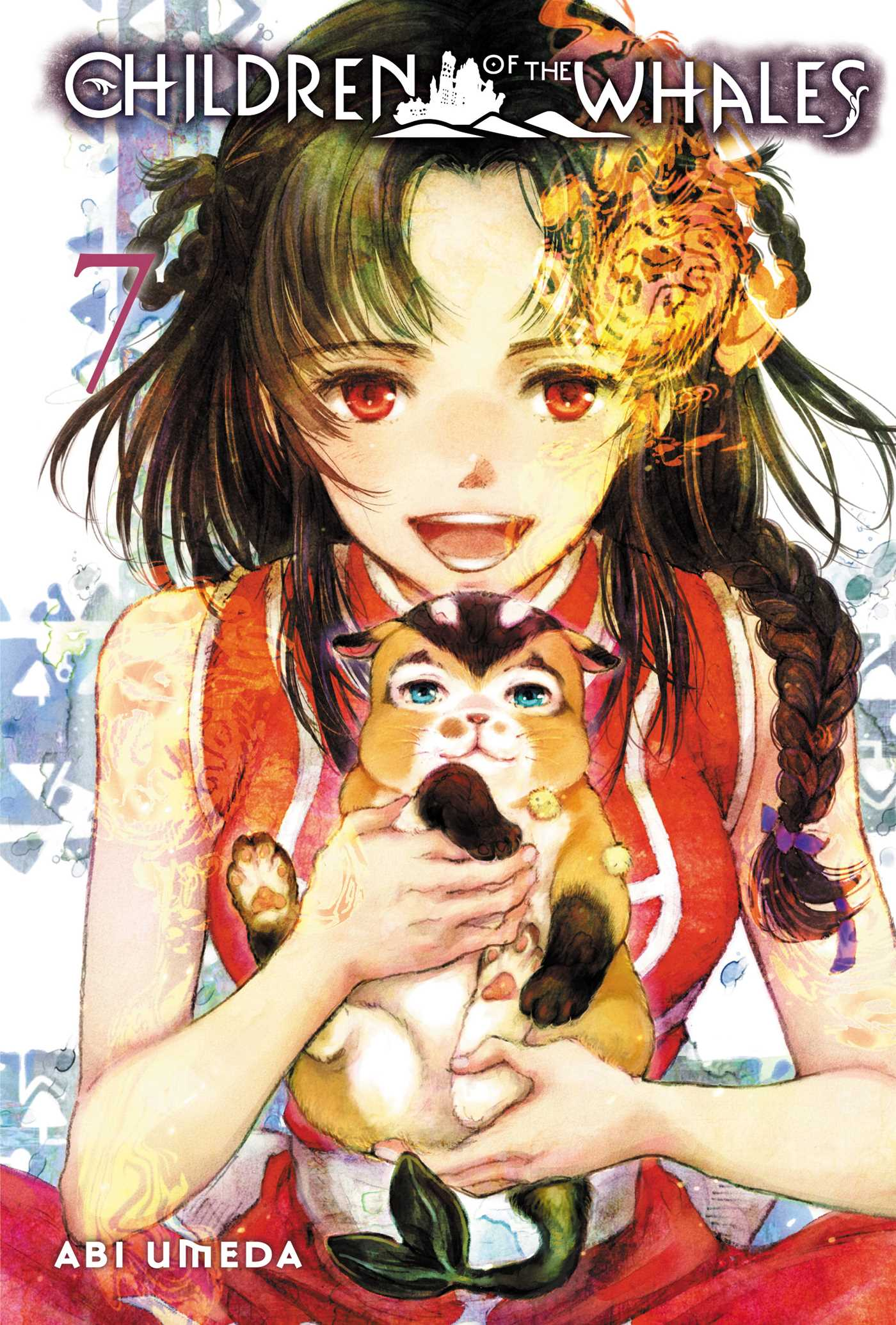 Children of the Whales Vol. 7 Review