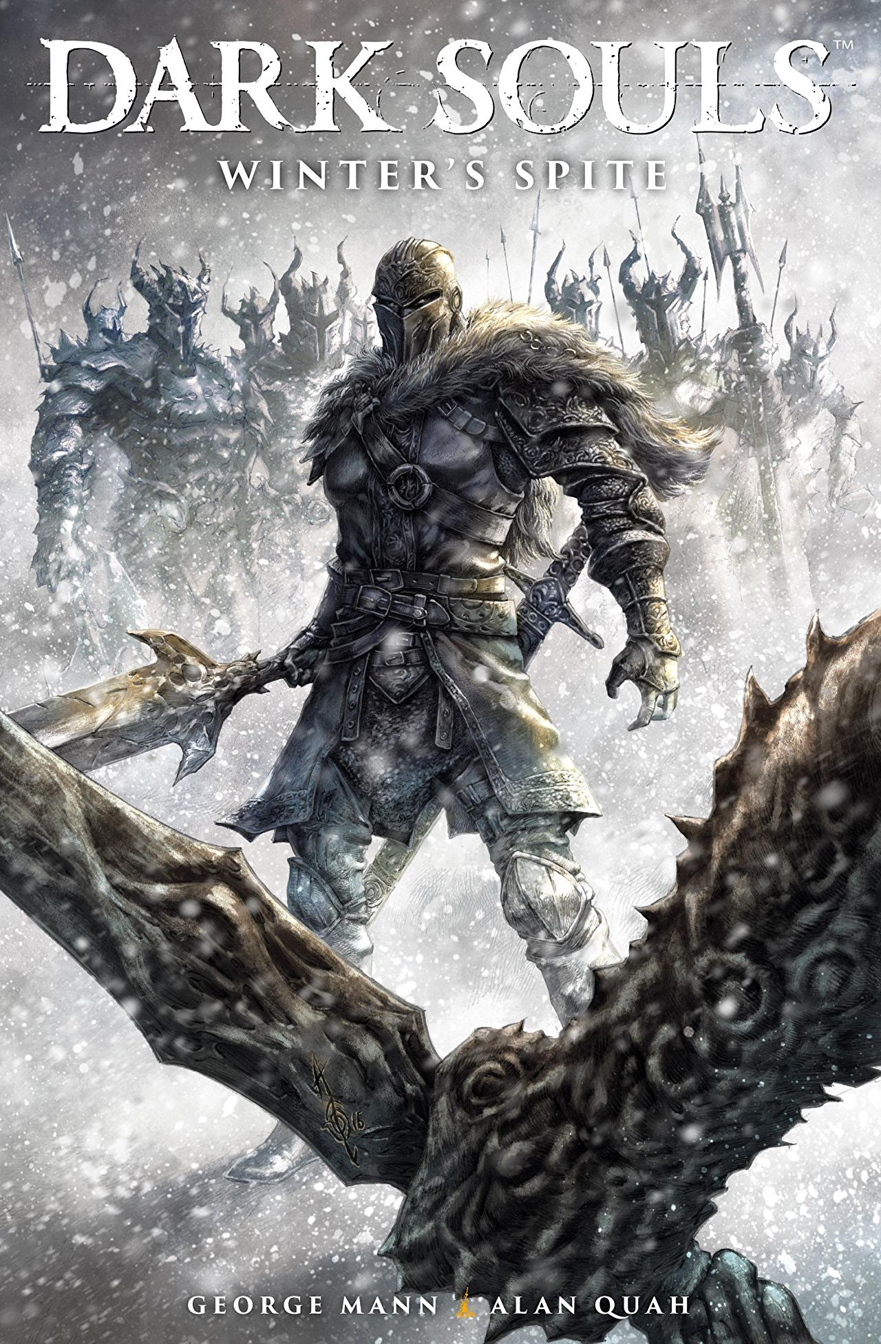 'Dark Souls: Year One Omnibus' review: Brutally magnificent
