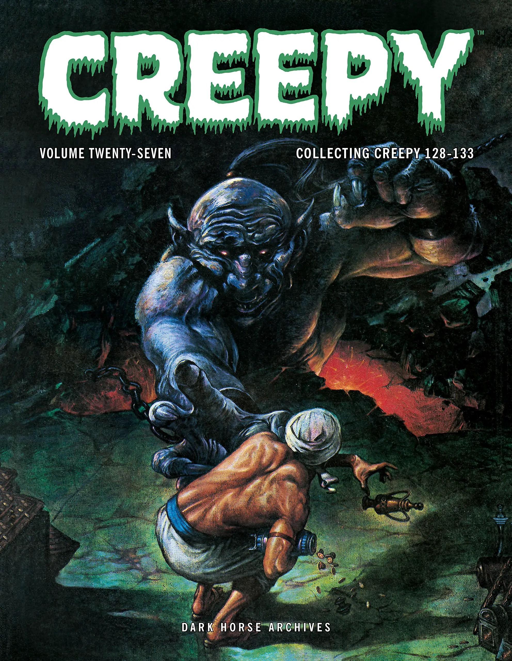 'Creepy Archives Vol. 27' HC Advance Review