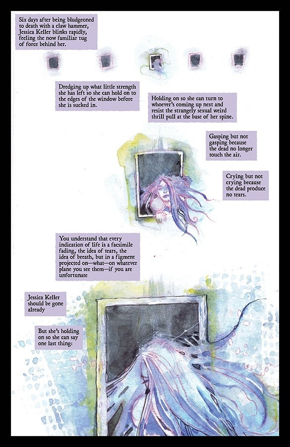Underwinter: Queen of Spirits Review