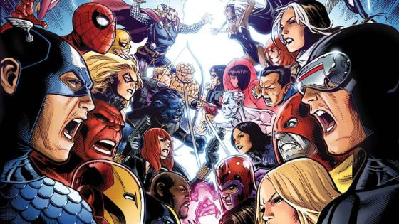Humans vs. X-Men:  Are they two different species?