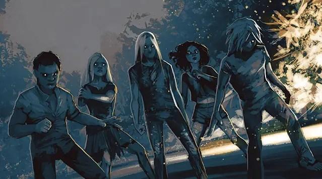 Die #1 review: Making fantasy real again