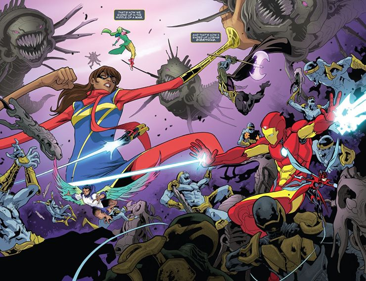 'Champions Vol. 4: Northern Lights' review: Great feel good superhero storytelling