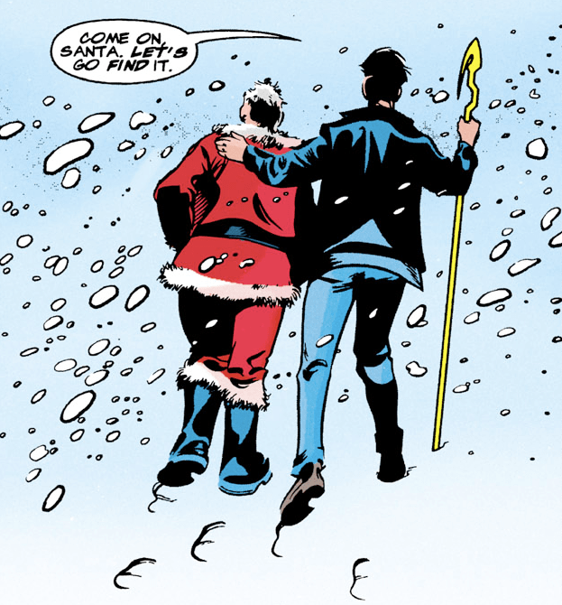 The 12 best comic books to get into the holiday spirit