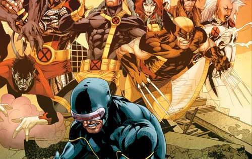 First Look: Uncanny X-Men #11 cover and it's all about Cyclops