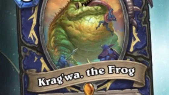 """""""You speak to Krag'wa."""""""