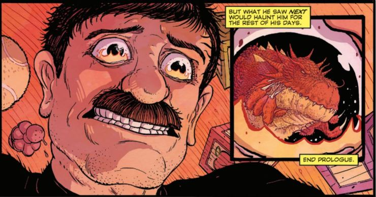 Leviathan #3 Review: Turns up the insanity in another great issue