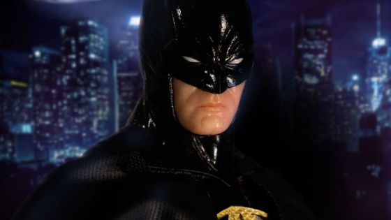 The One:12 Collective Batman: Sovereign Knight - Onyx Edition is available for pre-order.