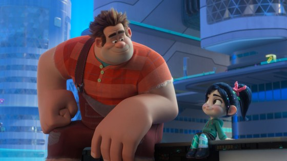 So what was so good about 'Ralph Breaks the Internet'?