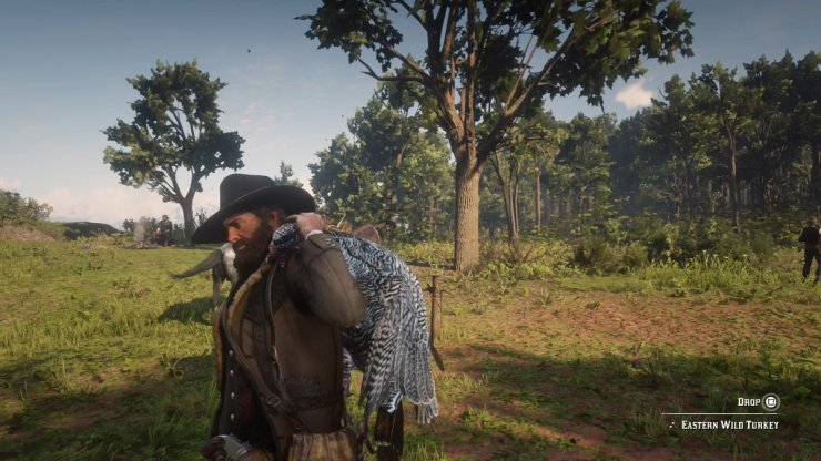 A week in the life of Arthur Morgan: Red Dead Redemption 2 on a schedule