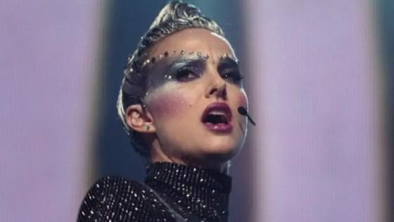 Natalie Portman sings her life in 'Vox Lux' trailer